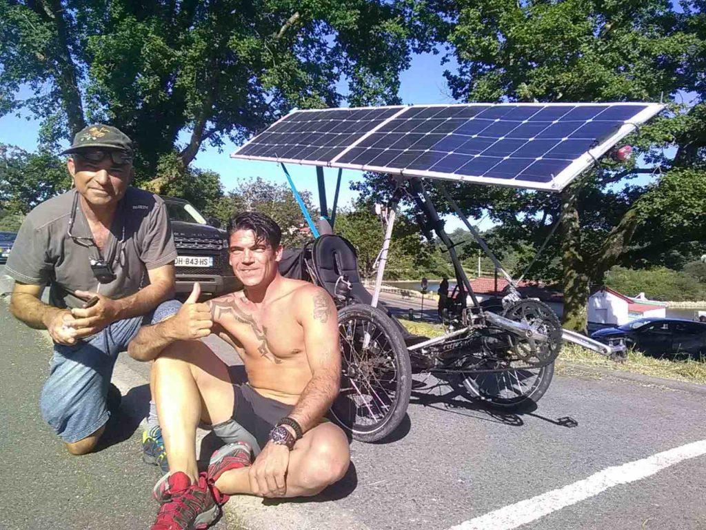 Rienquedubonheur Vélo Solaire