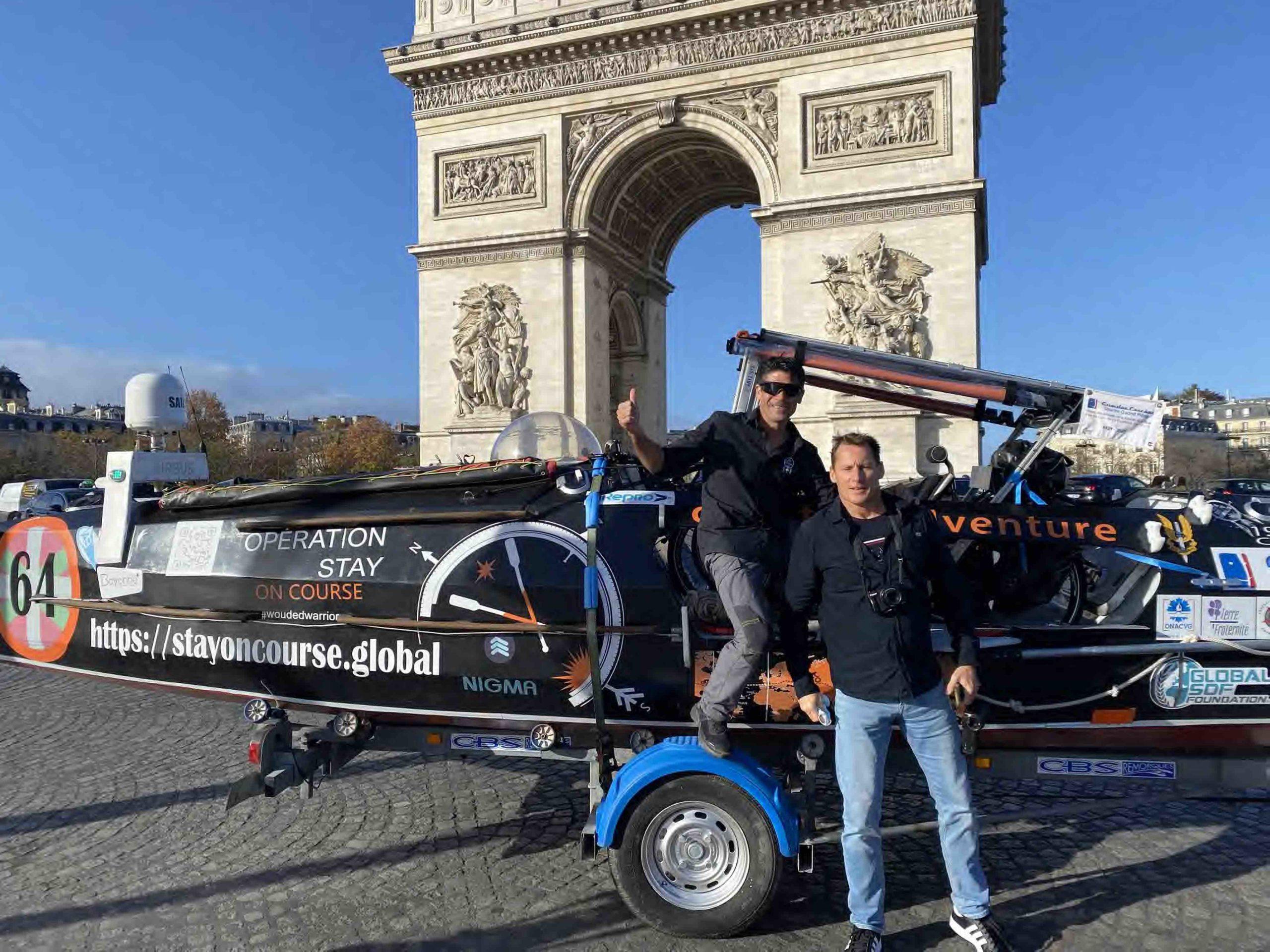 Opération Garder Le Cap Paris 01
