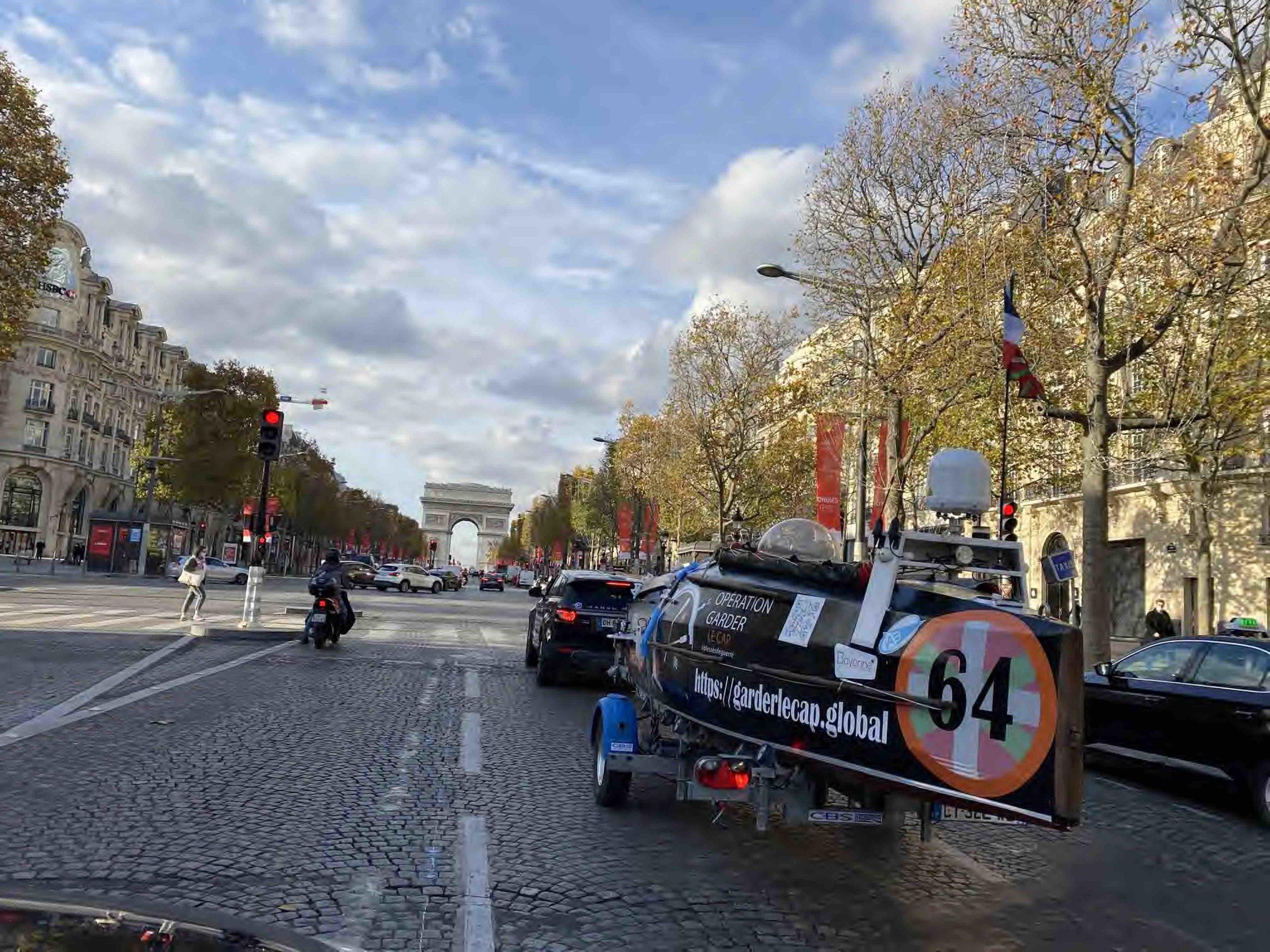 Opération Garder Le Cap Paris 02