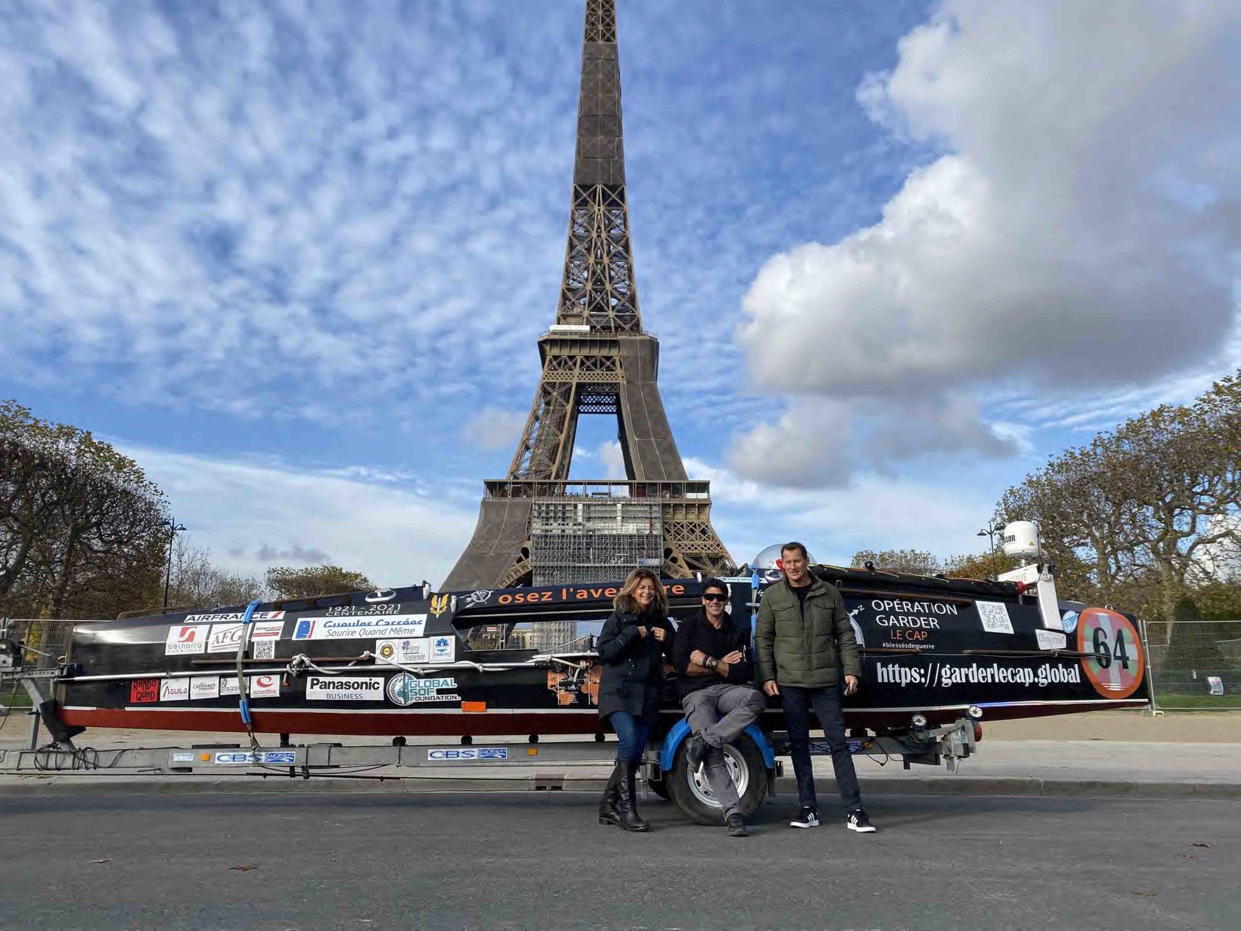 Opération Garder Le Cap Paris 04