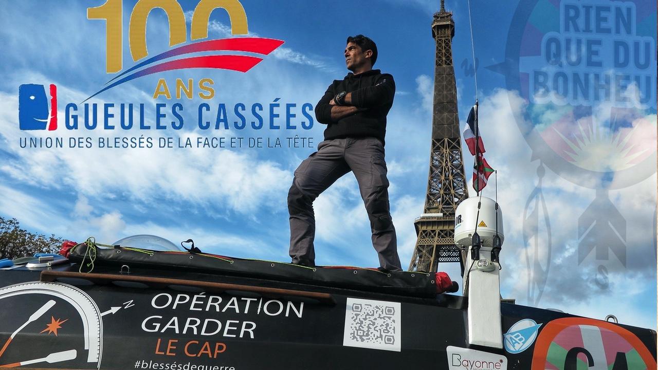 Rien Que Du Bonheur Opération Garder Le Cap Centenaire Des Gueules Cassées Gwénaël Breton Forces Spéciales