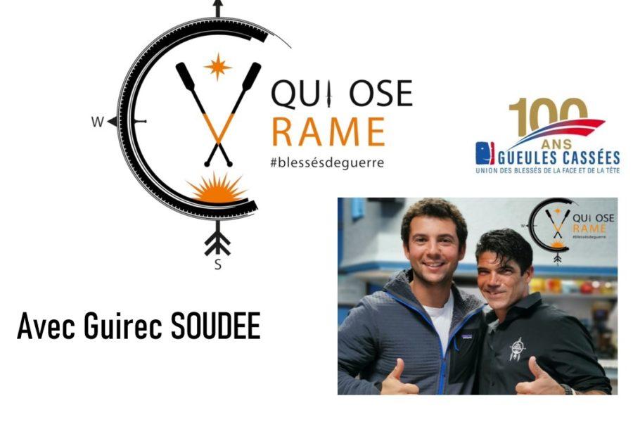 Qui Ose Rame N°002 🇫🇷 avec Guirec Soudée 💪👏💞