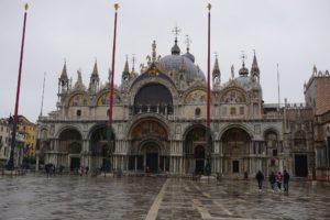 Place St Marco - Venise