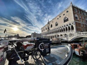 Tornado Bike in Venizia