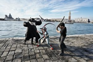 Carnaval RQDB de Venise